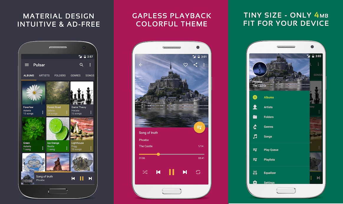 Top 7 Best Music Player Apps for Android 4
