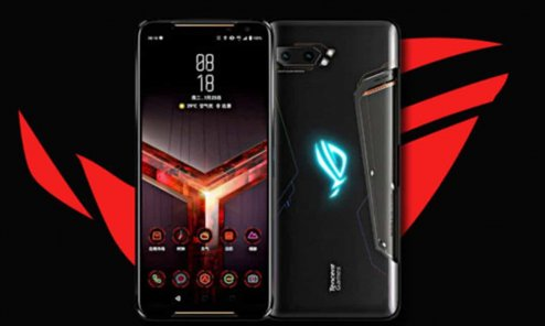 VoWiFi on Asus Rog Phone 2