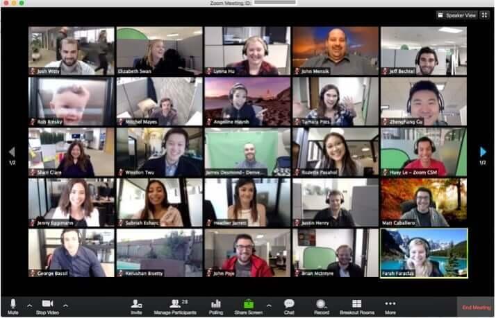 best video meeting app