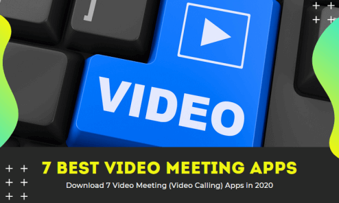 best video meeting apps in 2020
