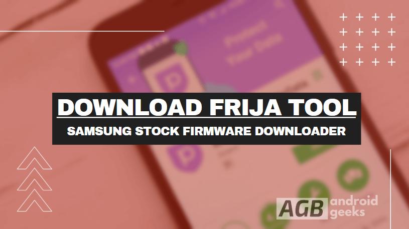 download frija tool