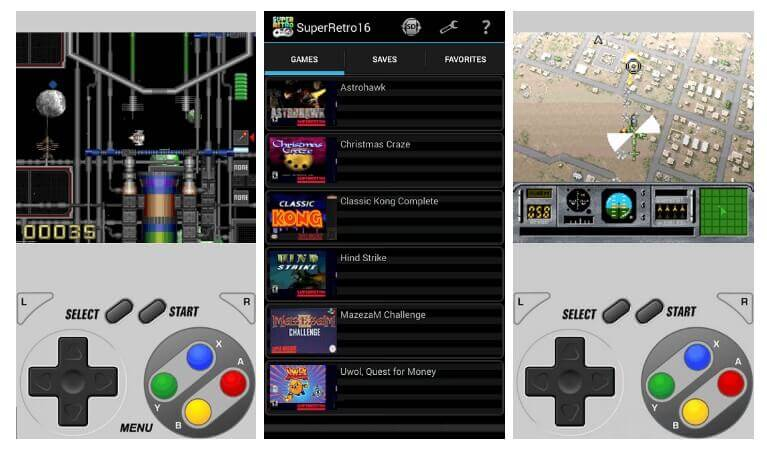 Top 7 SNES Emulators for Android 1