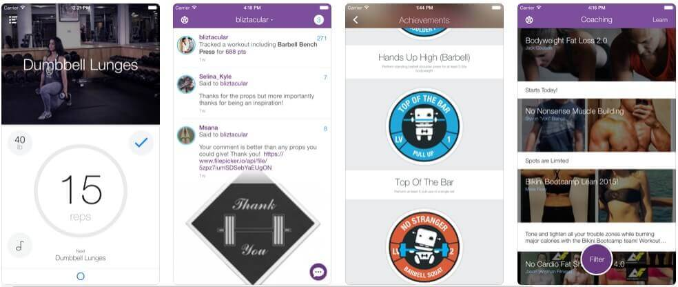 Best Free Fitness Apps for Android and iPhone in 2020 3