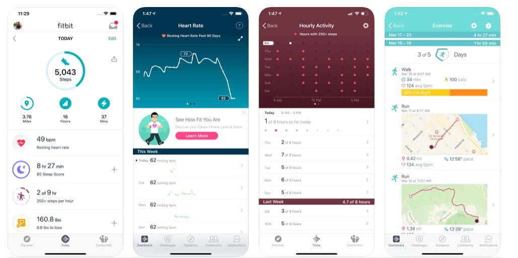 Best Free Fitness Apps for Android and iPhone in 2020 4