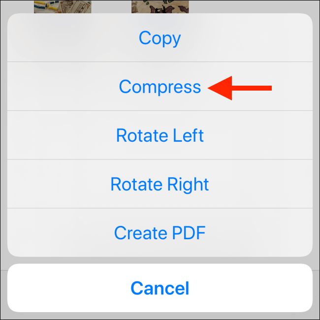 How to Zip and Unzip Files on iPhone and iPad Easily 4