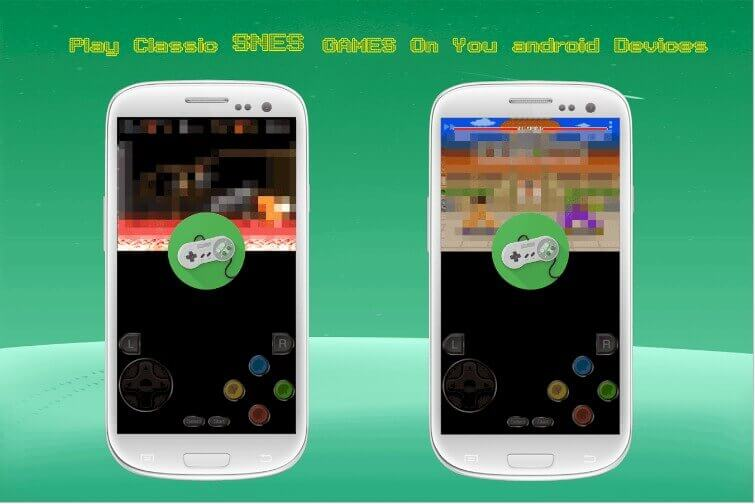 Top 7 SNES Emulators for Android 3