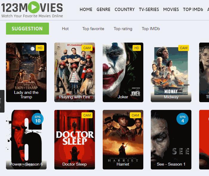 123 movies- best Flixtor alternatives