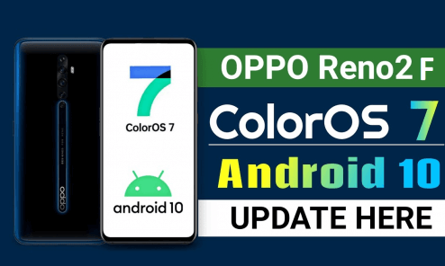 ColorOS 7 Android 10 for Oppo Reno2