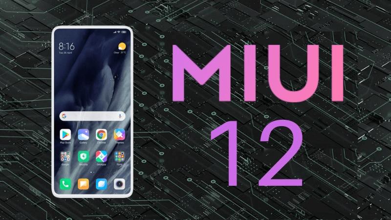 MIUI 12 for Xiaomi
