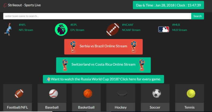 Best Sports Streaming Sites in 2020