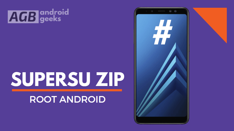 SuperSu Zip v2.82 Flashable APK