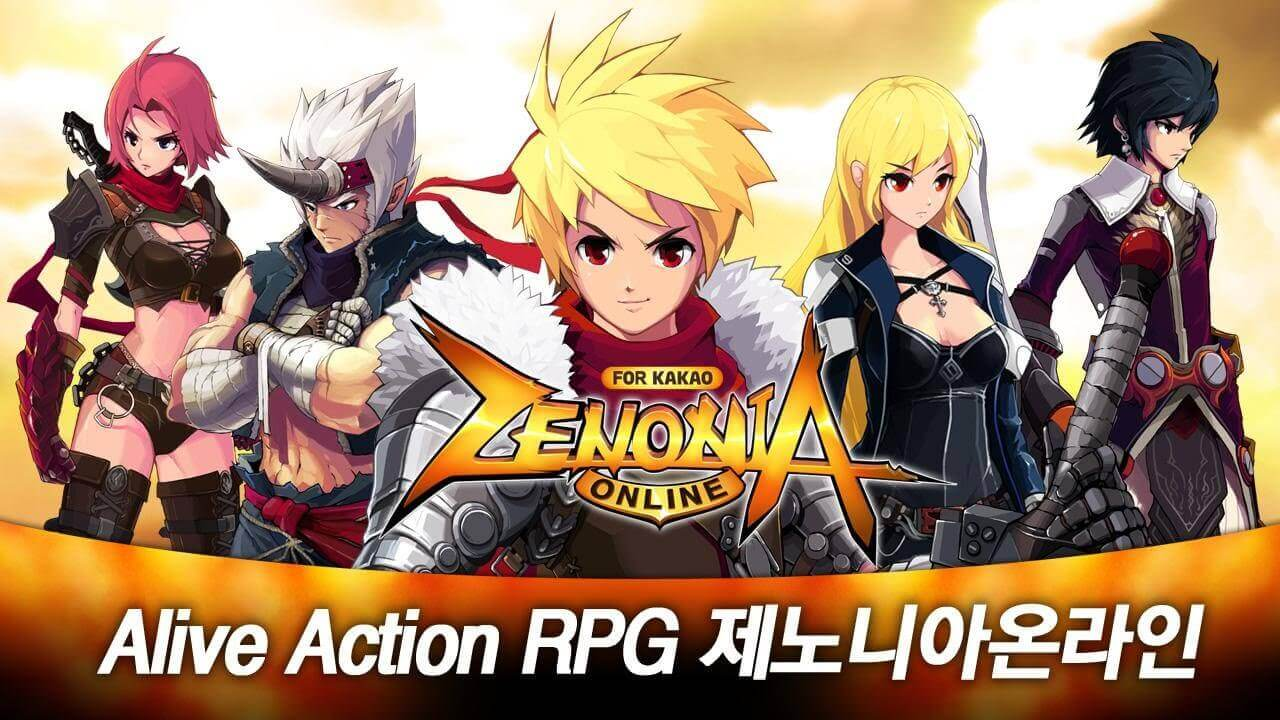 ZENONIA 5 - Best Free RPG Games for Android