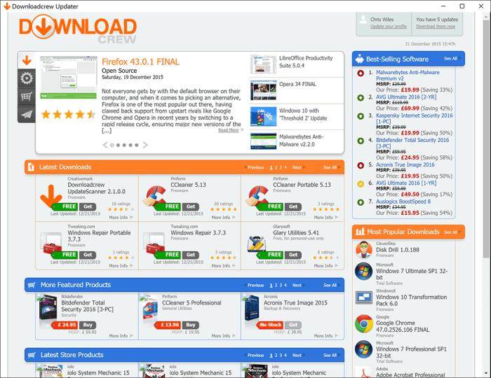download crew