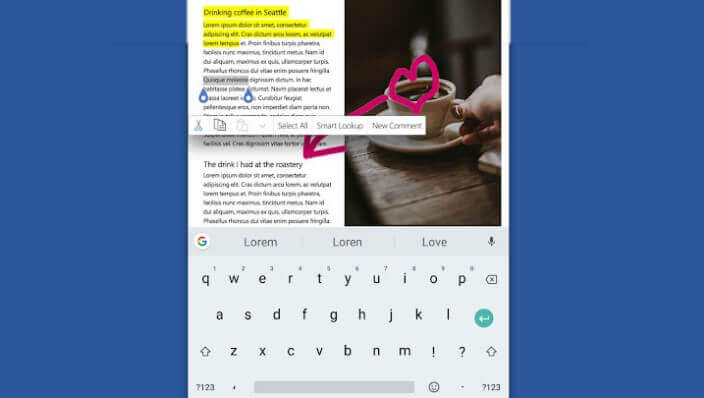 Top 7 Best Writing Apps for Android in 2020 2