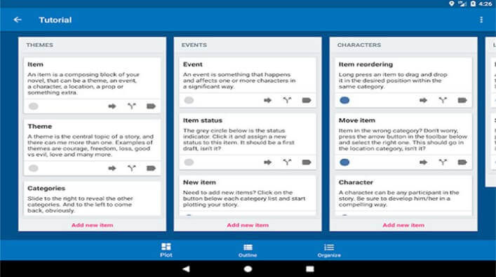Top 7 Best Writing Apps for Android in 2020 6