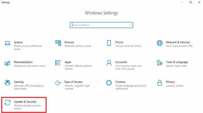 How to Factory Reset Windows 10 2