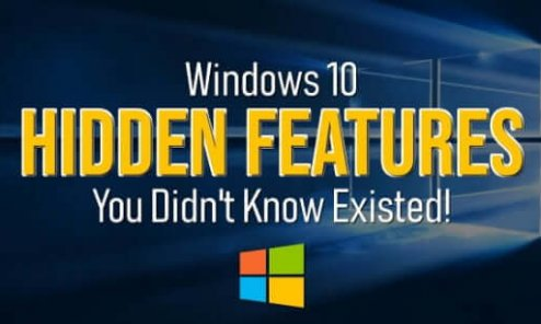 Top 7 Hidden Tricks inside Windows 10 - Everyone Must Know 7