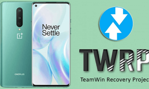unofficial TWRP recovery for OnePlus 8
