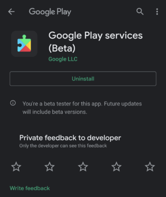 "How to: Fix ""Unfortunately, Google Play Services has stopped"" Error Message 2"