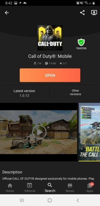 How to Install COD Mobile on Huawei Devices without Google Play Store 2