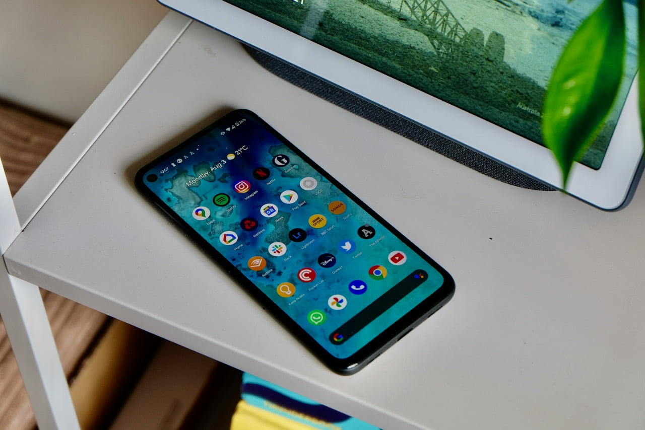 TWRP Recovery on Google Pixel phones
