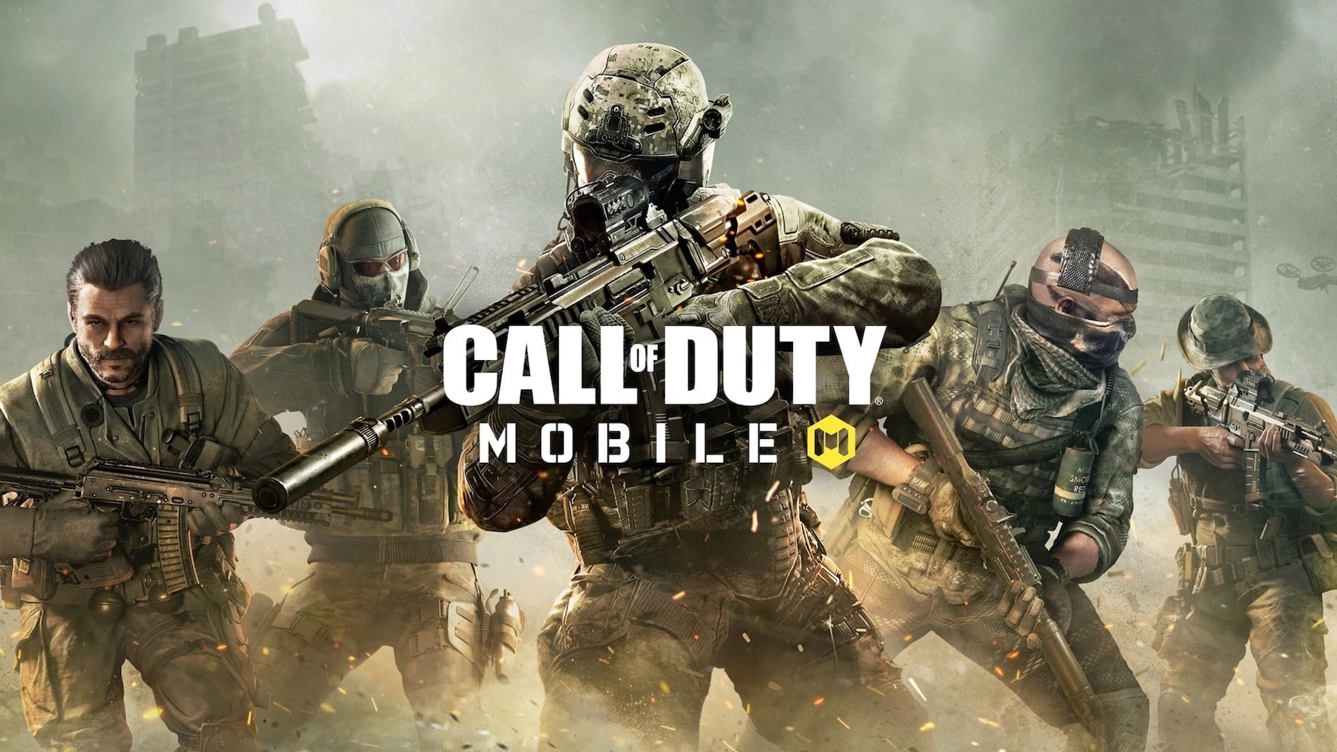 install COD mobile on Huawei devices