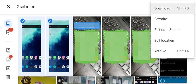 How To Download Photos From Google Photos 2
