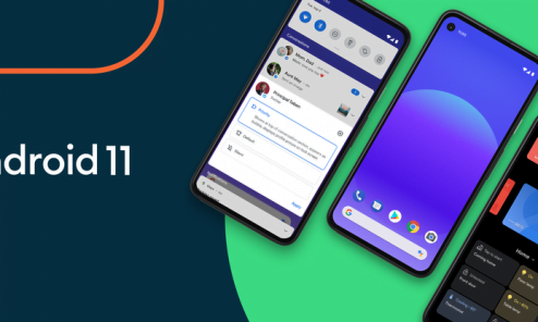 Android 11 for Google Pixel