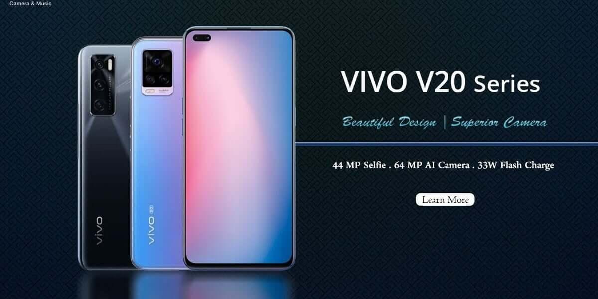 Download Google Camera for Vivo V20 series