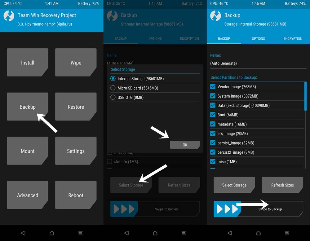 How to Fix Unable to Mount Storage Error in TWRP Recovery 2