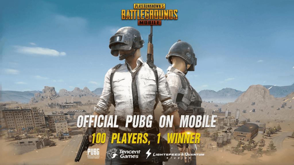 PUBG mobile 1.1 APK