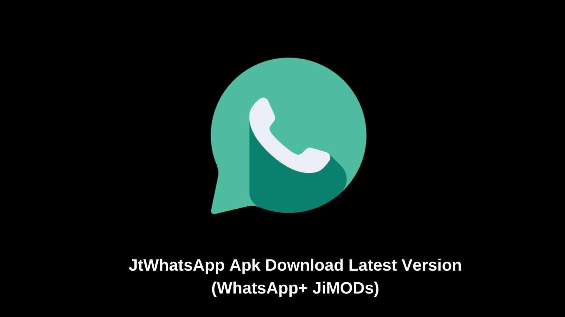 WhatsApp+ JiMODs JTWhatsApp