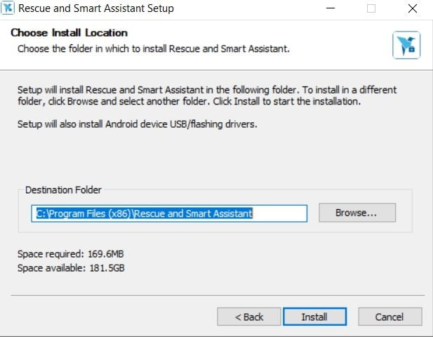 Download Motorola Rescue and Smart Assistant Tool for Your PC 4