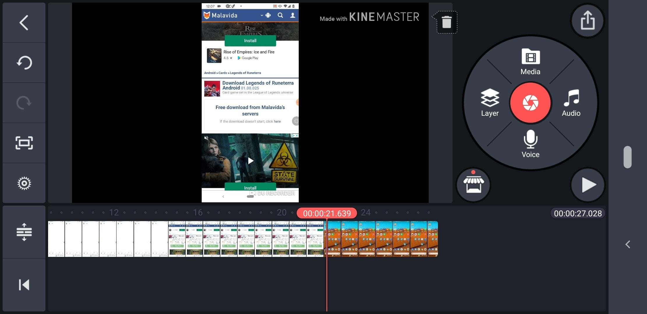 11 Free and Best Android Video Editor Apps For 2020 4