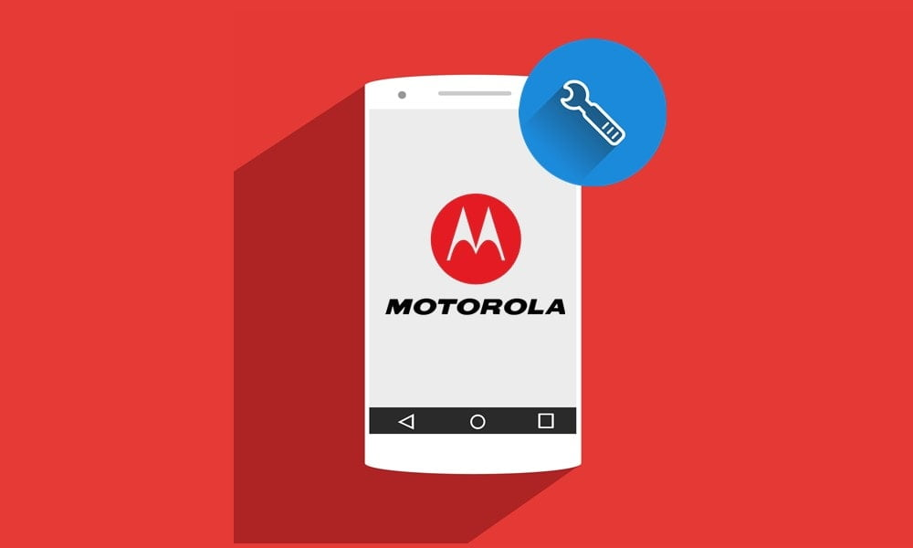 Unbrick Motorola devices using the Smart assistant tool