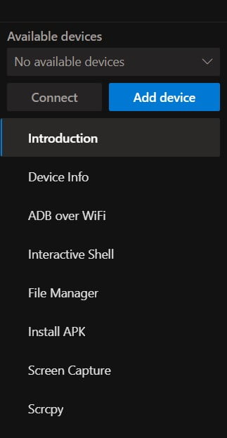 How to Run ADB from Your Web Browser (Chrome, Edge or Any) 3