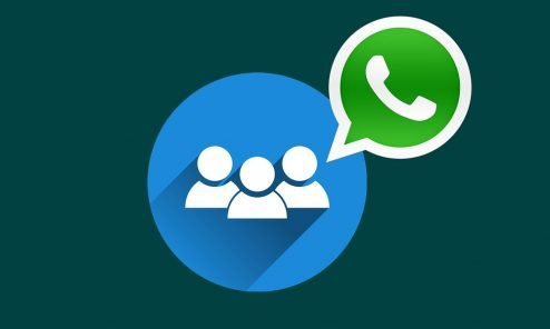 Extract WhatsApp group contacts