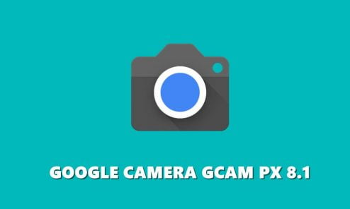 latest google camera px version 8.1