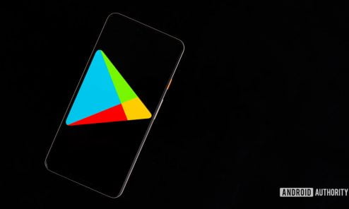 How to delete the search history from Google Play store