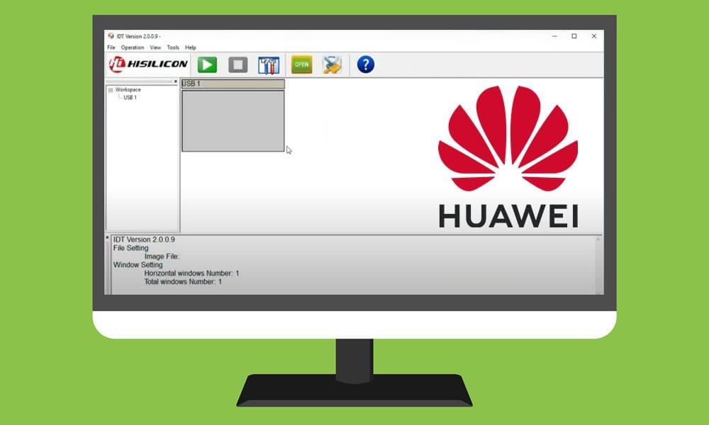 Huawei Flash Tool IDT 2.0