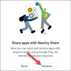 2 Easy Methods for Sharing Apps Between Android Devices 7