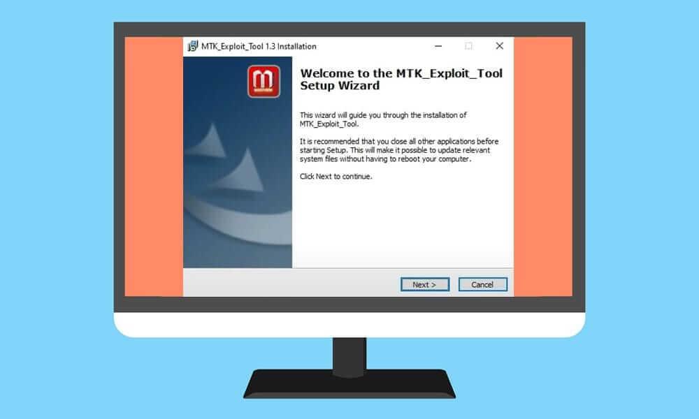 MTK Exploit Tool for Windows
