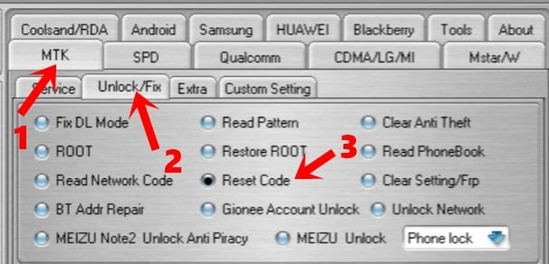 Bypass or Remove Pattern and PIN lock on Mediatek | Miracle Box 1