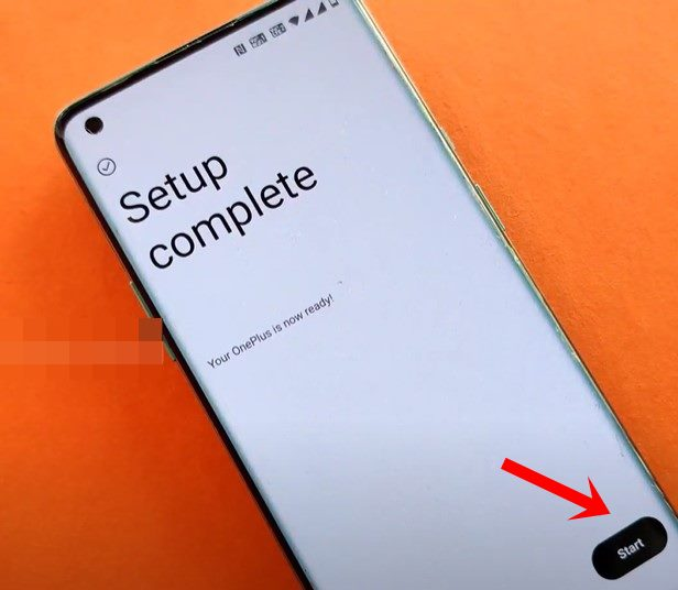 How to Bypass or Remove Pattern Lock on OnePlus 8, 8 Pro or 8T 3