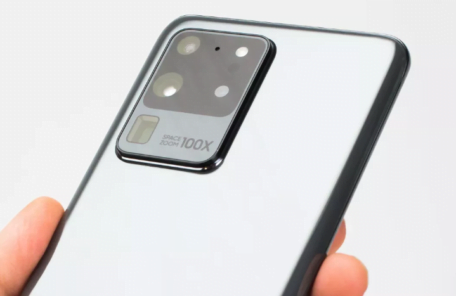 Camera Phone's camera hump