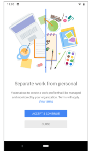 How to Easily Schedule the Work Profile on Android Phones 1