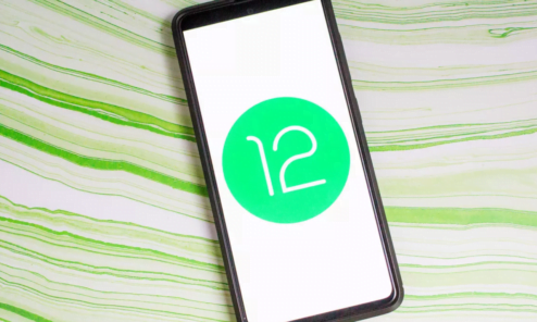 Install Android 12 Beta