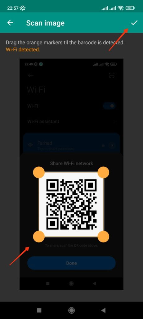 Step by Step Guide: How To Find Saved WiFi Password on Android With / Without Root (3 Methods) 2