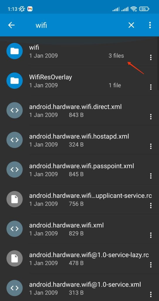 Step by Step Guide: How To Find Saved WiFi Password on Android With / Without Root (3 Methods) 6