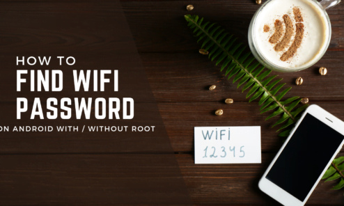 Step by Step Guide: How To Find Saved WiFi Password on Android With / Without Root (3 Methods) 1